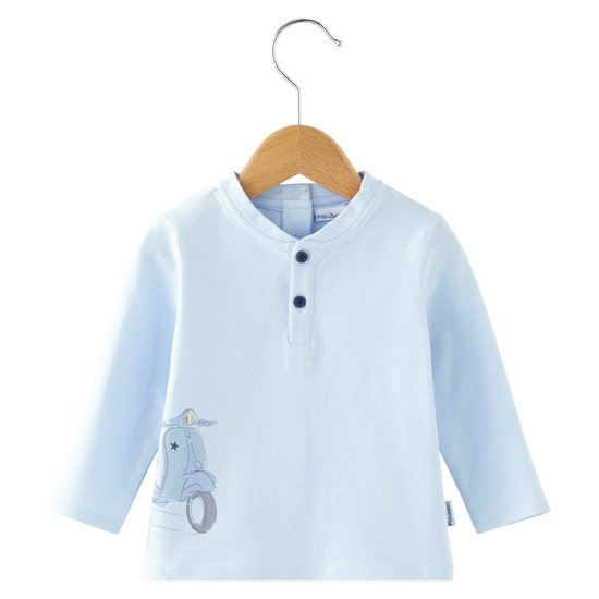 T-shirt à manches longues Little Blue Boy
