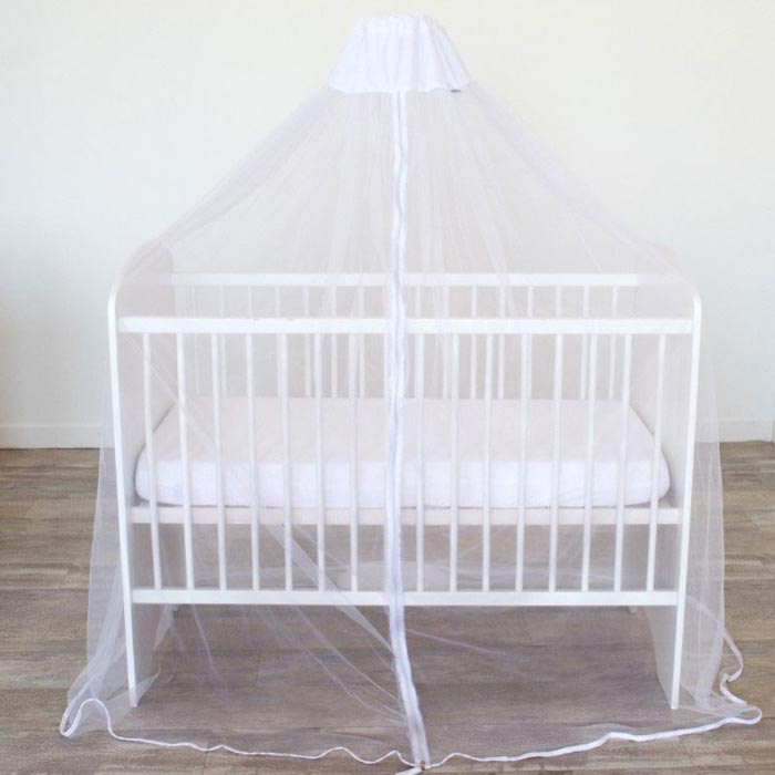 Ciel de lit moustiquaire