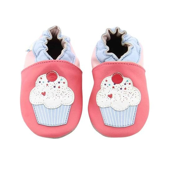 Chaussons cupcake