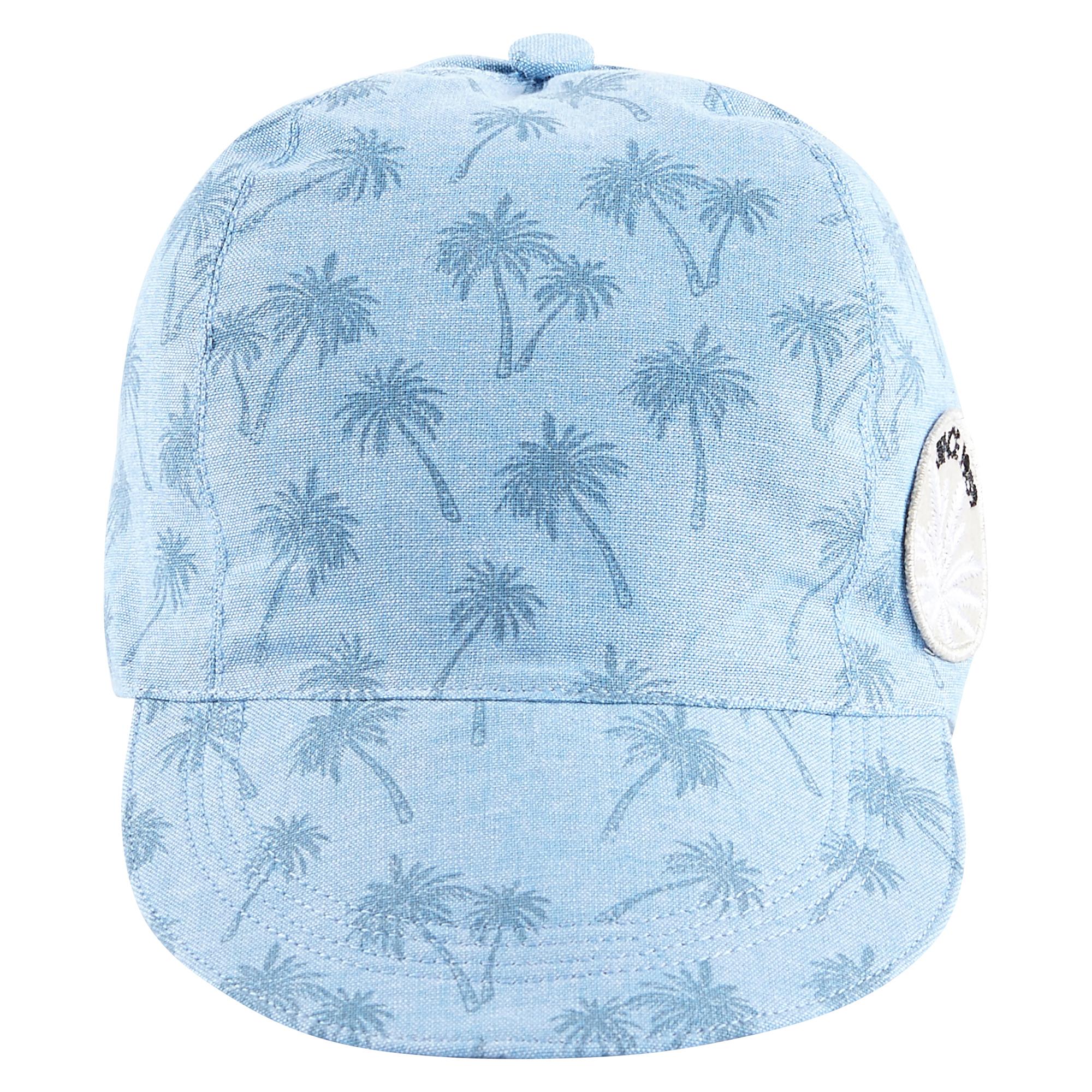 Casquette Malibu Beach Imprimé palmier  de Nano & nanette