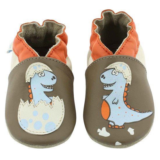 Chaussons funny dino