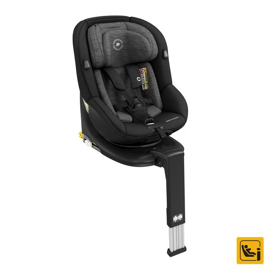 Mica I-size Siège auto Authentic Black  de Bébé Confort