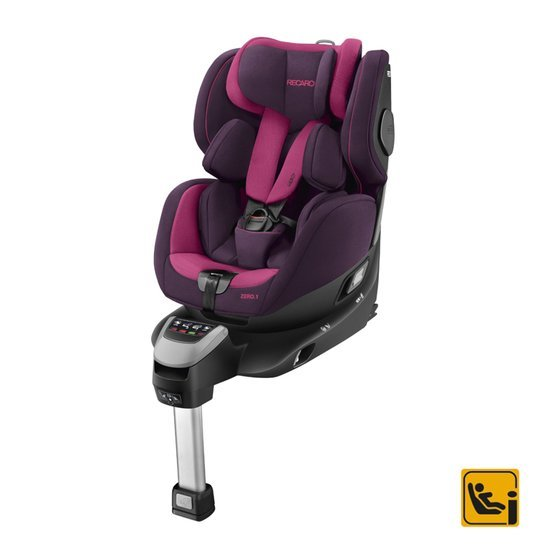 Zero.1 i-Size Power Berry  de Recaro