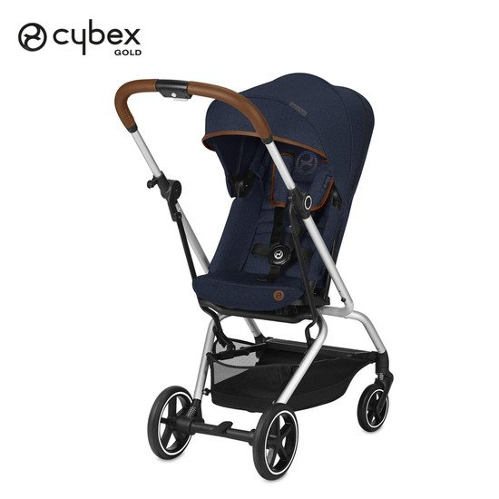 Eezy S Twist+ Denim Denim Blue   de Cybex