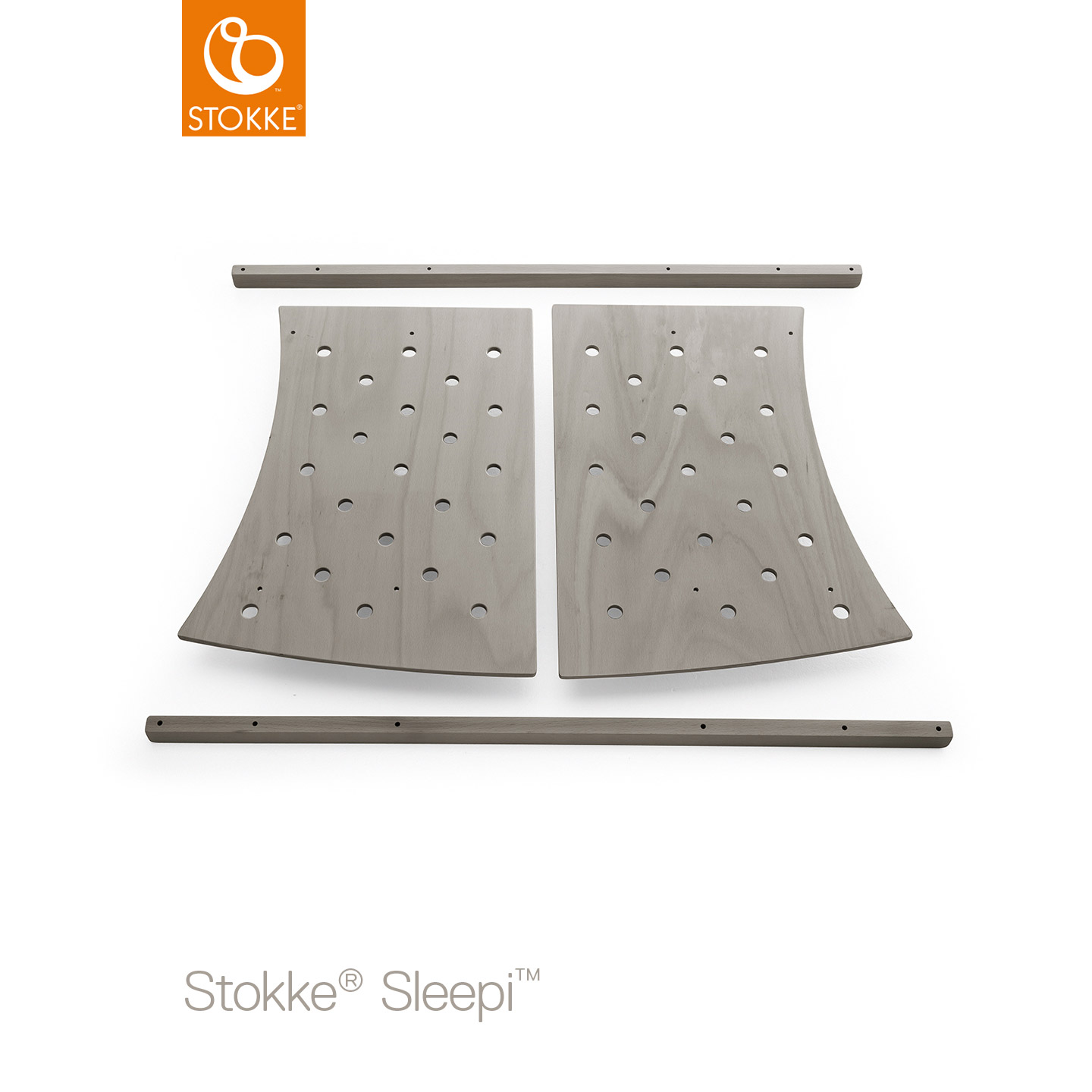 Kit Junior Stokke® Sleepi™ Hazy grey  de Stokke®