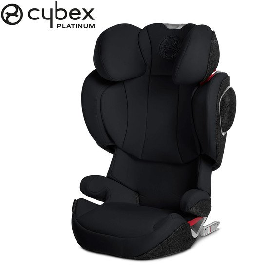 Solution Z-Fix Deep Black / Black  de Cybex