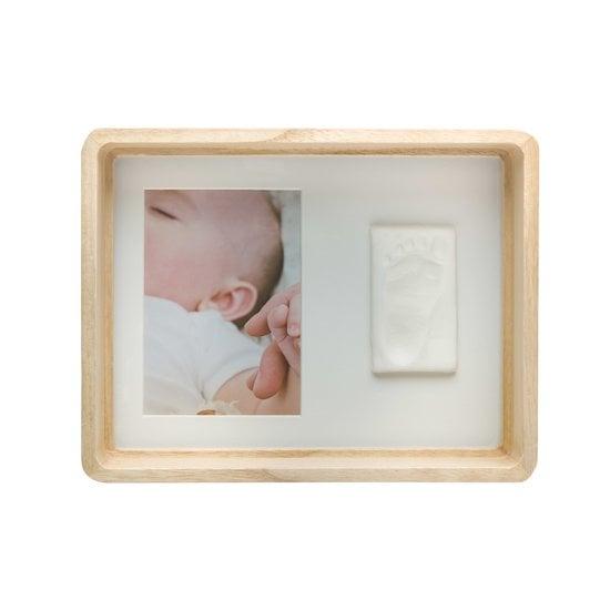 Deep frame cadre empreinte Bois  de Baby Art