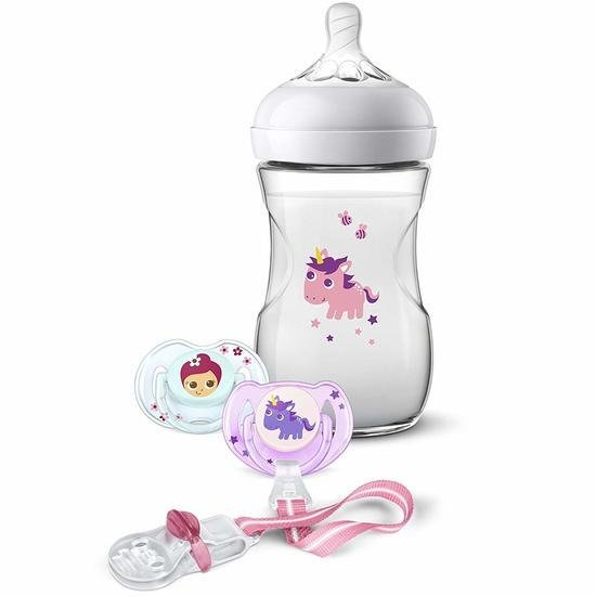 Kit naissance Natural Licorne  260 ml de Philips AVENT