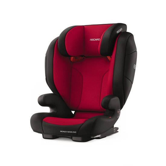Monza Nova Evo Seatfix Racing Red  de Recaro