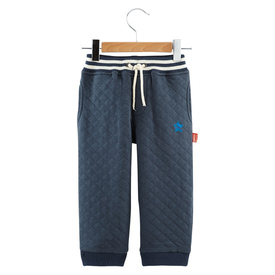 Pantalon molleton collection Native American Boy Bleu Hockey  de Nano & nanette
