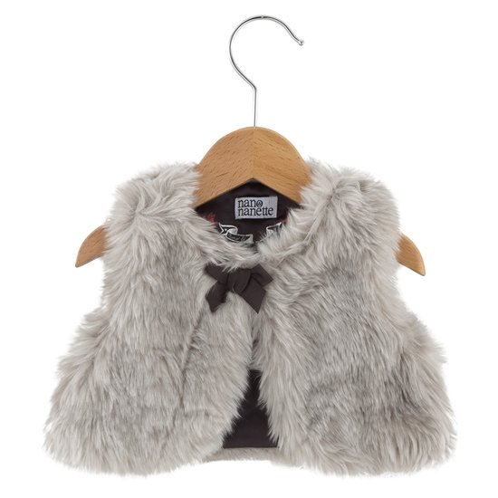 Gilet sans manches collection Winter Kids Fille