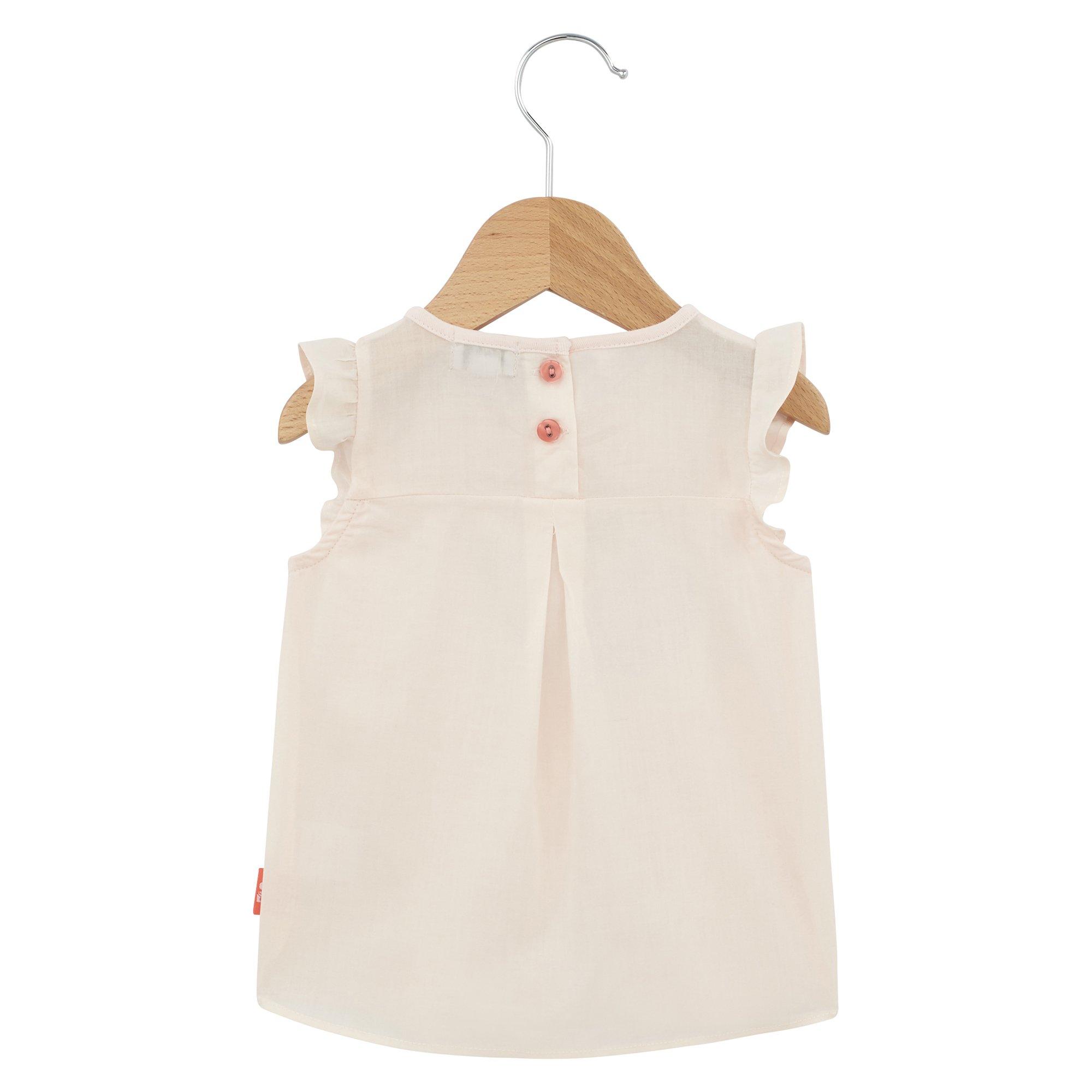 T-shirt collection Sunny Paradise Fille Rose Vahinée  de Nano & nanette