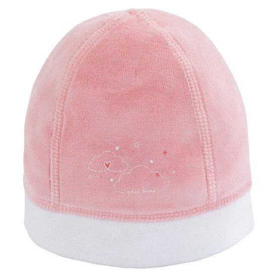 Bonnet en velours collection Nuages