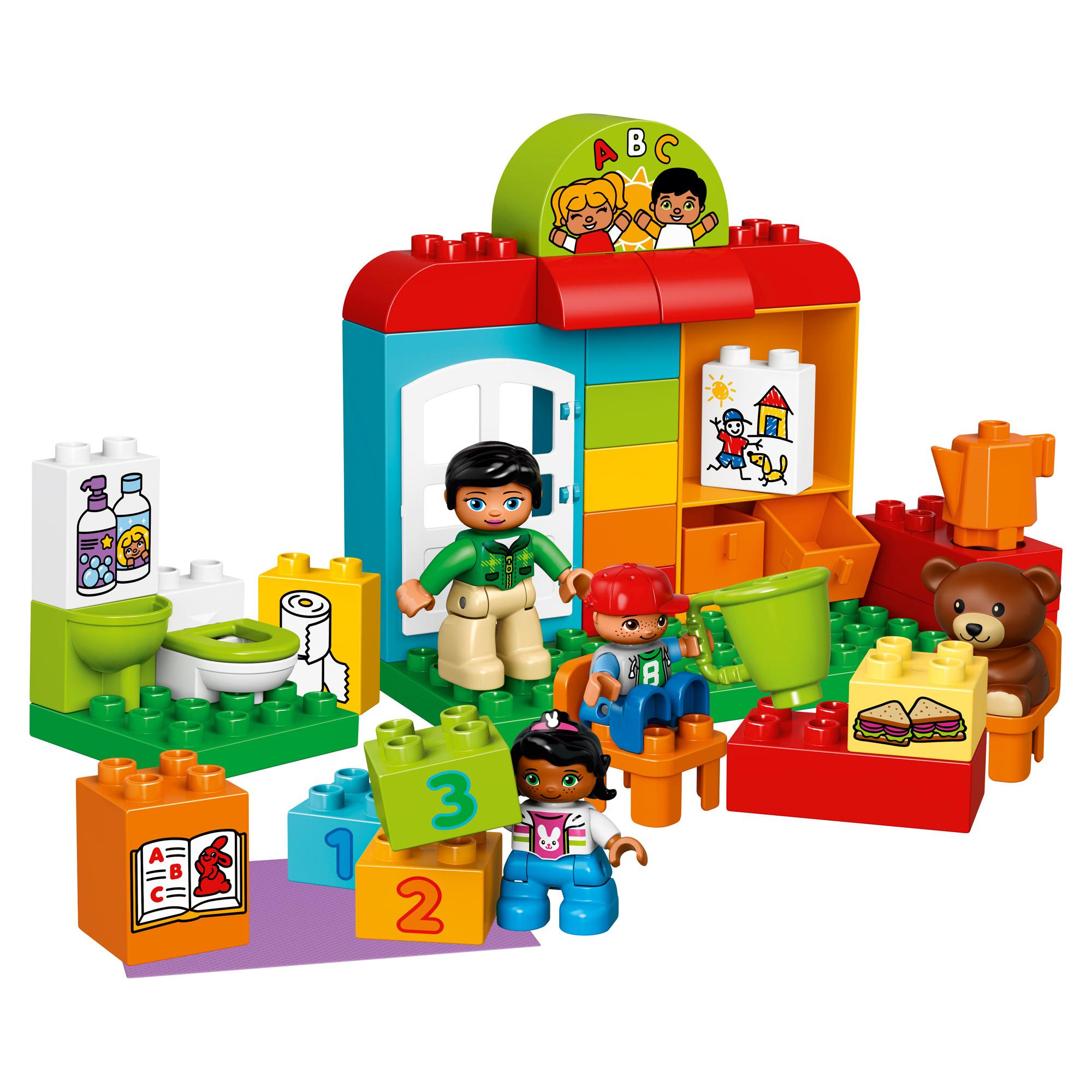 De Jouets Le D'enfants Multicolore Jardin Y7vbfgy6 Lego® D Duplo®autres O8k0wPn