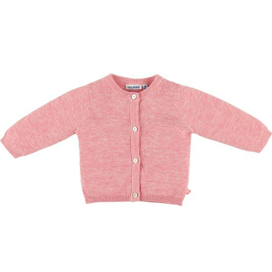 Cardigan en tricot collection Cocon Fille hiver