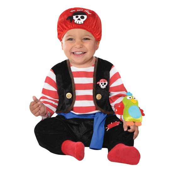 Costume Bébé Pirate   de Amscan