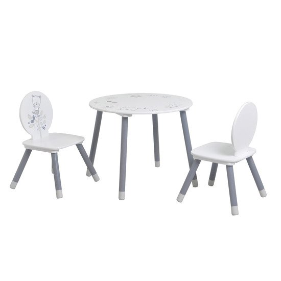 Bear set table et chaises