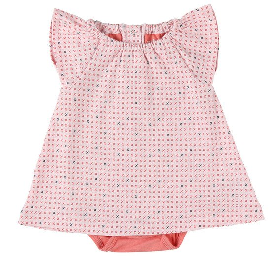 Combirobe collection Cocon Fille été Rose  de Noukies
