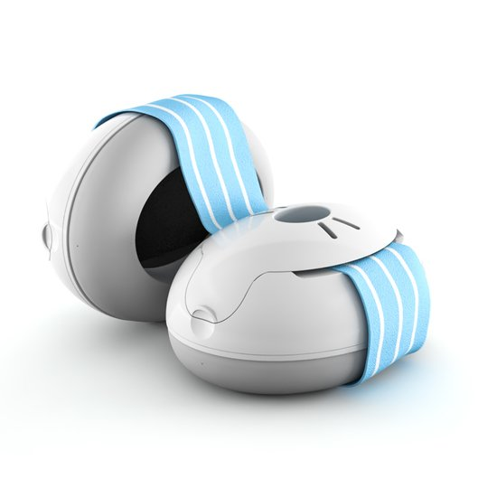 Casque anti-bruit Muffy Baby Blue  de Alpine