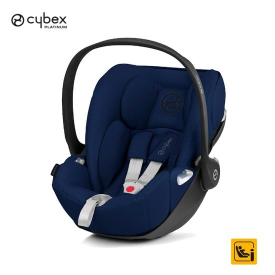 Cloud Z i-size Midnight Blue Navy Blue  de Cybex