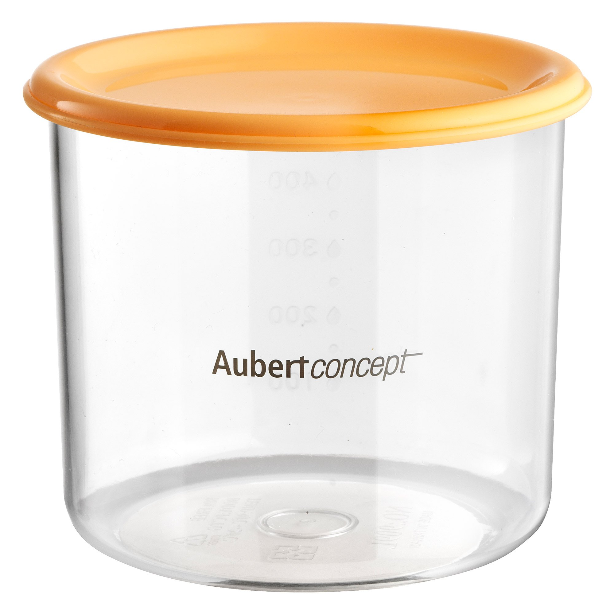 Pot de conservation Orange 500 ml de Aubert concept