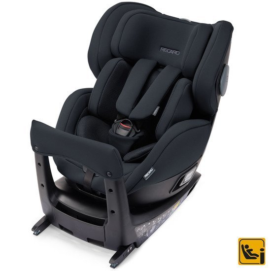 Salia i-Size Select Night Black  de Recaro