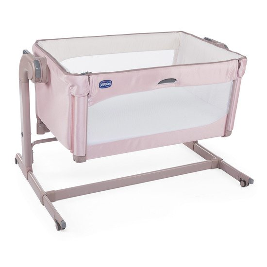 Berceau Chicco Next 2 Me Magic Candy Pink  de Chicco