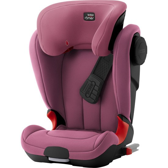 Kidfix XP-SICT Wine rose black series  de Britax
