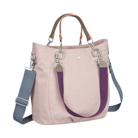 Sac Green Label Meli Melo Rose  de Lässig