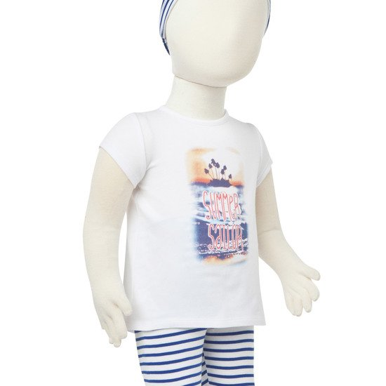 T-shirt Happy Sailor collection Summer Island