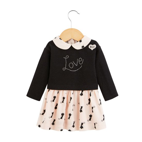 Robe Fille Collection Portobello Imprimé Kitty  de Marèse