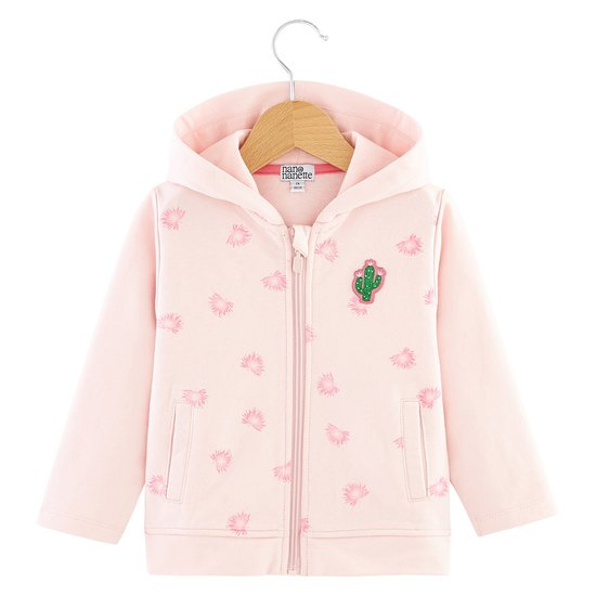 Gilet collection California Dreamin Fille Rose  de Nano & nanette