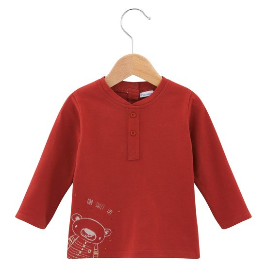 T-shirt col polo collection Sweet Tipi