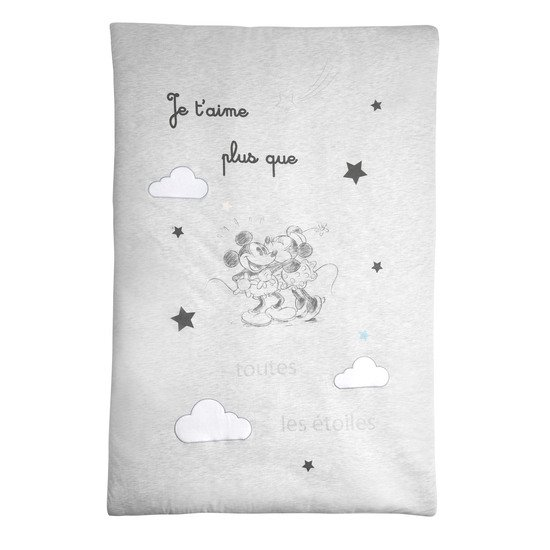 Mickey & Minnie édredon Mixte 80x120 de Disney Baby