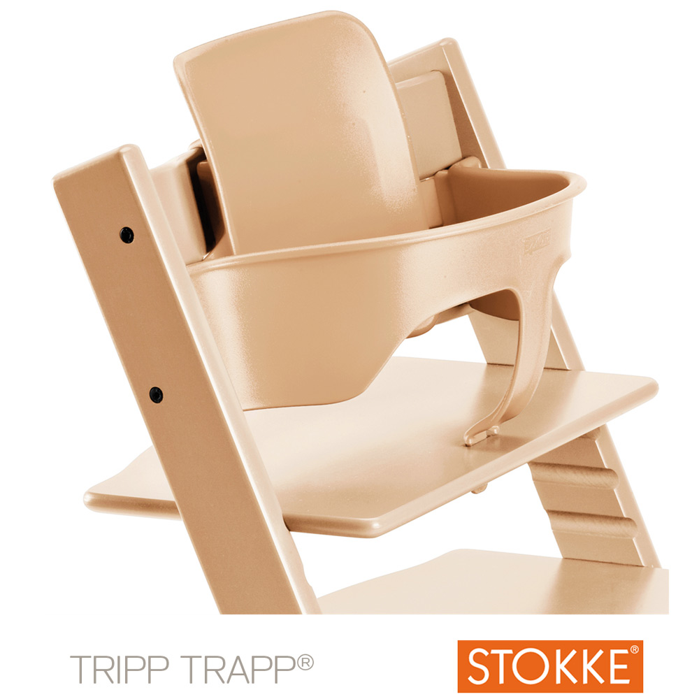Baby Set™ Tripp Trapp® + Patin Natural  de Stokke®