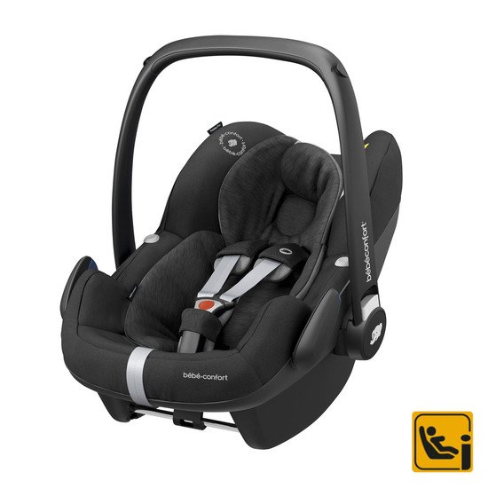 Pebble Pro i-Size Essential Black   de Bébé Confort