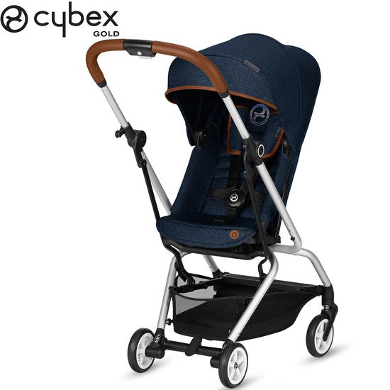 Eezy S Twist Denim Denim Blue  de Cybex