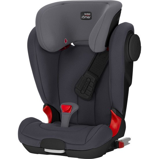 Kidfix II XP Sict Storm Grey Black Series  de Britax