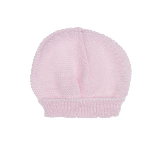 Bonnet collection Tricot Rose  de P'tit Bisou Trousseau