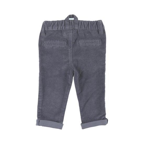 Pantalon velours collection Smart  Storm Gris   de Noukies