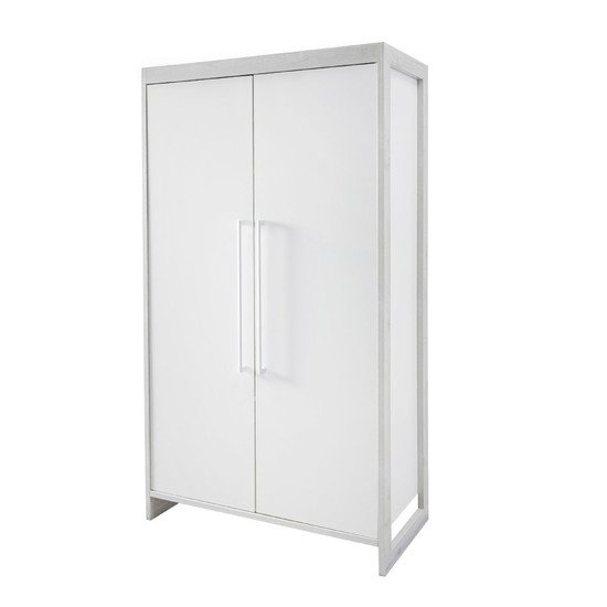 Frame armoire 2 portes Blanc  de TWF (The Wood Factory)