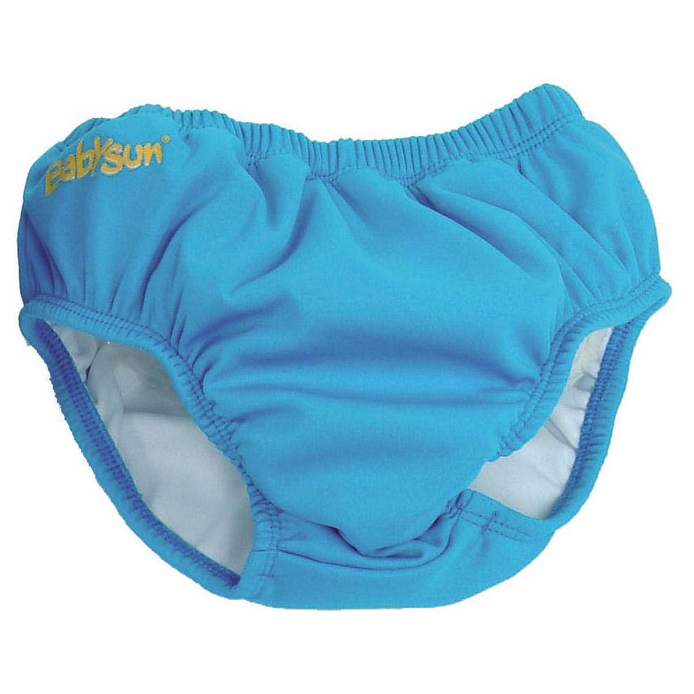Maillot De Bain Couche 12 18 Mois Bleu De Babysun Jouets De Plage
