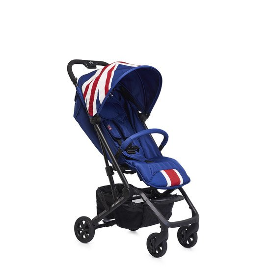 MINI Buggy XS Union Jack Classic Blue  de Easywalker