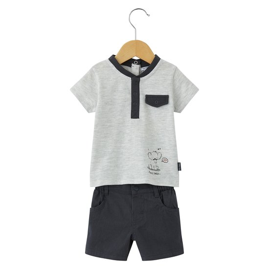 Funny Baby ensemble short