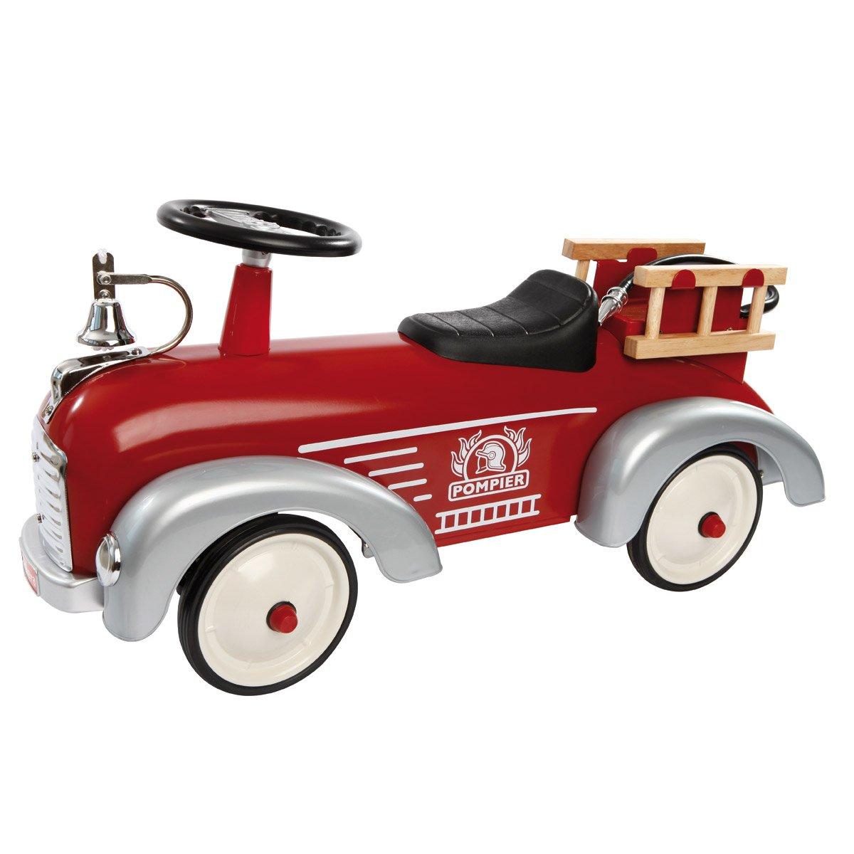 Porteur Speedster Pompier de Baghera, Porteurs   Aubert c014411ae41