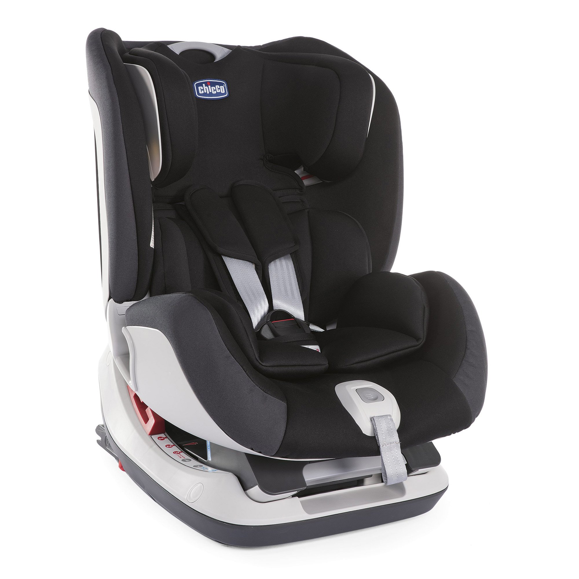 Seat Up 0/1/2 Jet Black  de Chicco