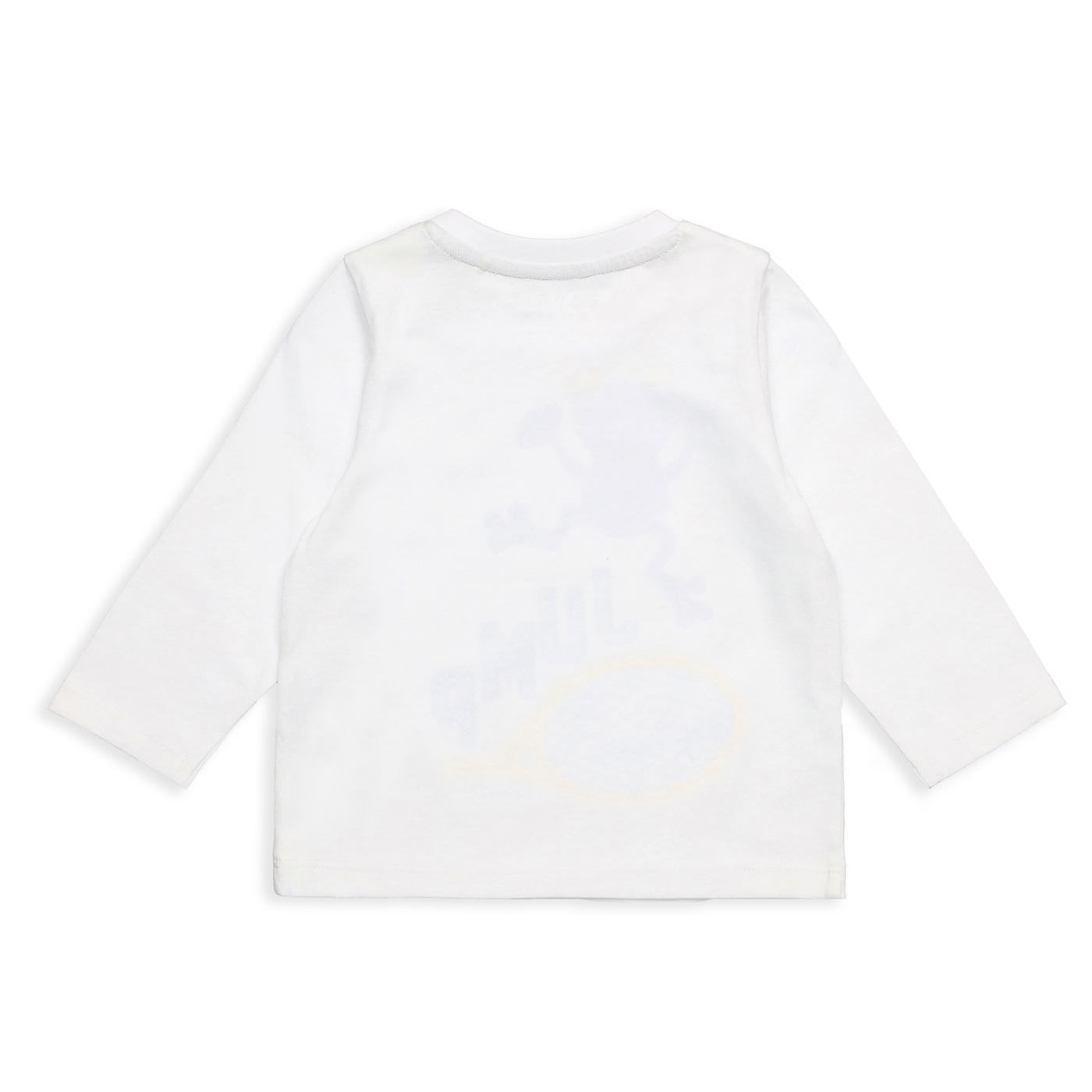 T-shirt imprimé grenouille Blanc  de Esprit Kids