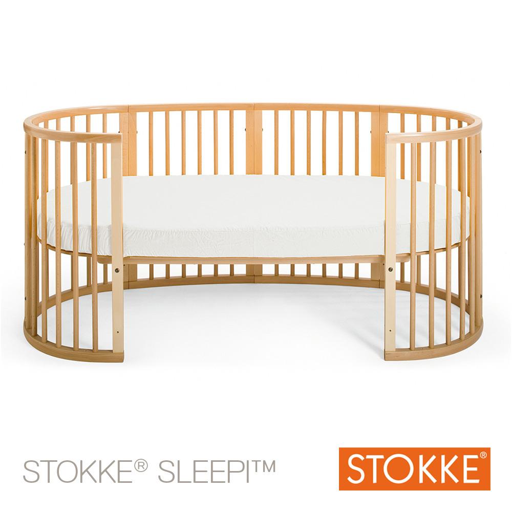 Kit Junior Stokke® Sleepi™ Hazy grey  de Stokke®