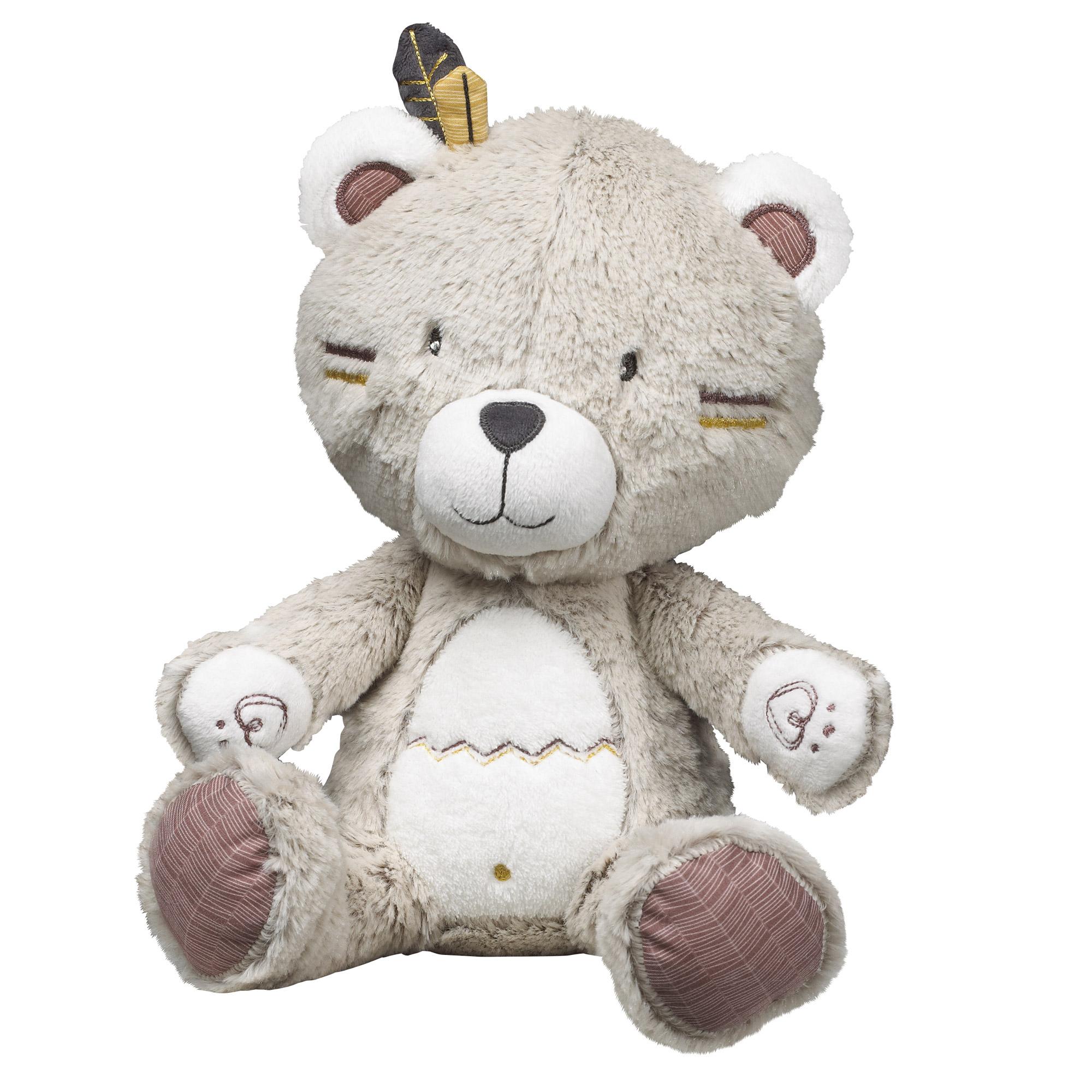 timouki doudou beige de sauthon baby d co doudous aubert. Black Bedroom Furniture Sets. Home Design Ideas