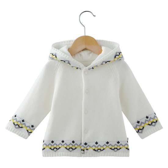 Cardigan Mlle Bouton d'Or